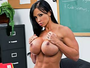 Lessons on sex education with my busty strict teacher Jewels Jade